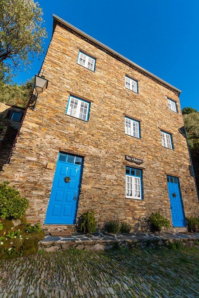 casa da padaria alojamento piódão aldeia histórica