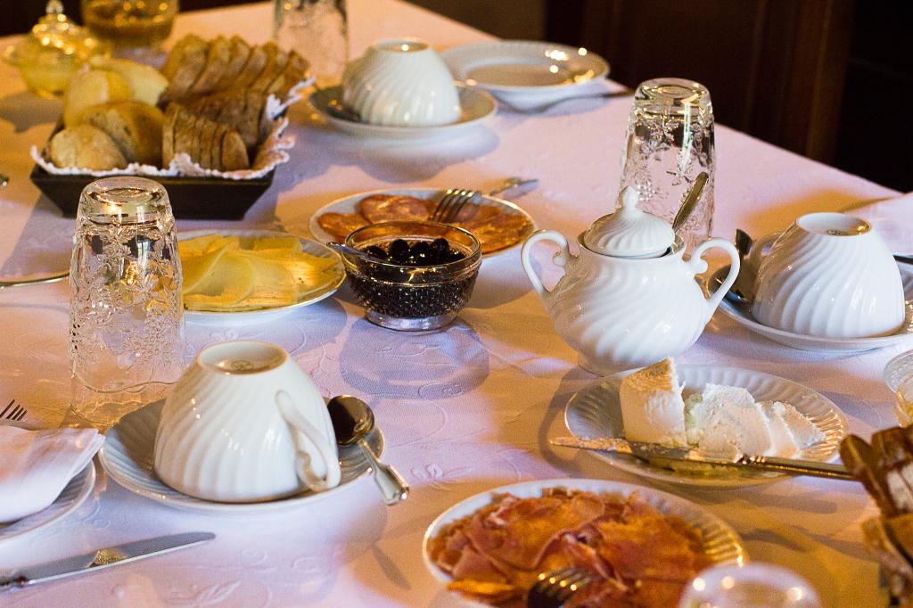 café da manhã casa da padaria
