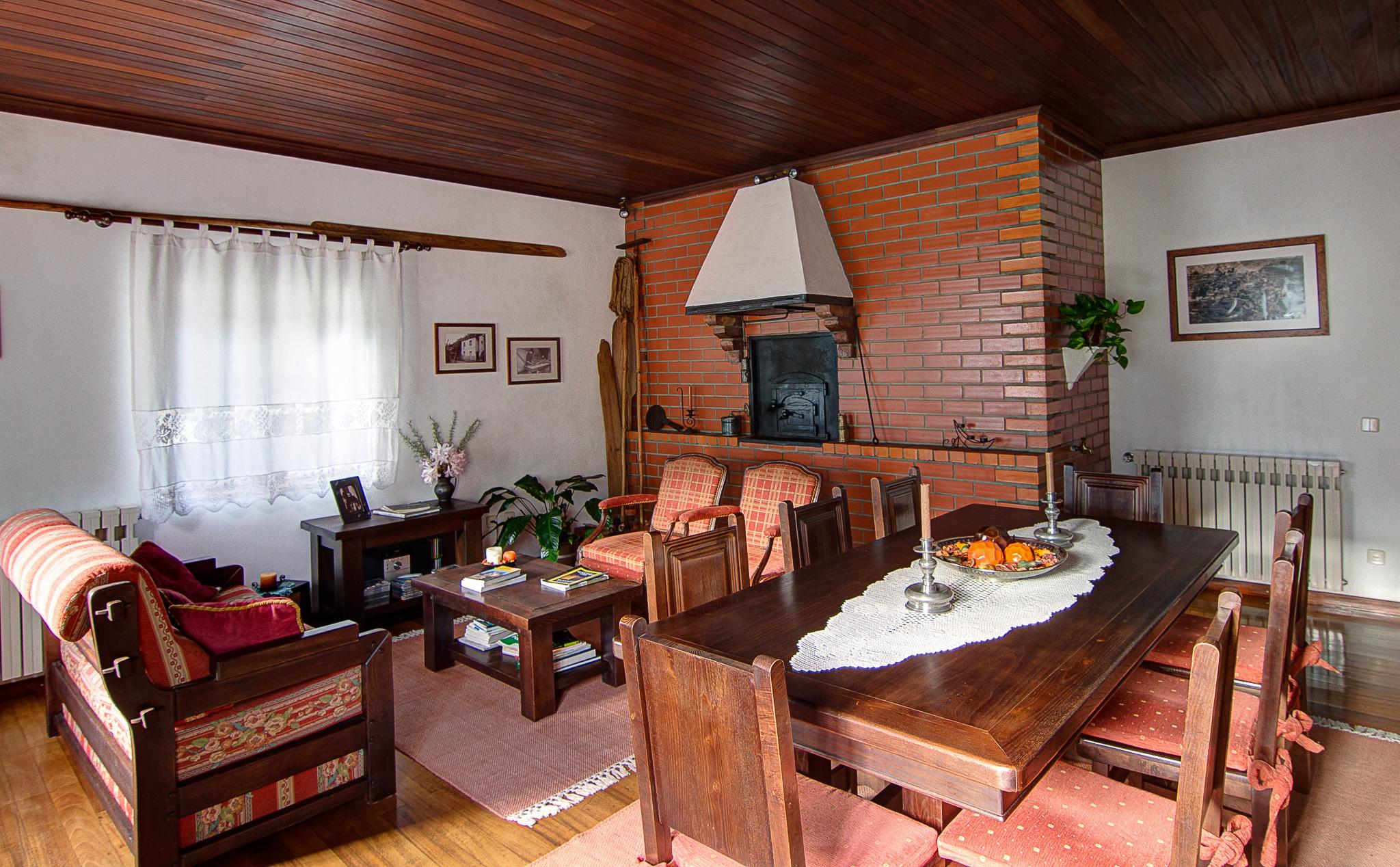 Casa da padaria alojamento de turismo rural no for Sala de estar 20m2